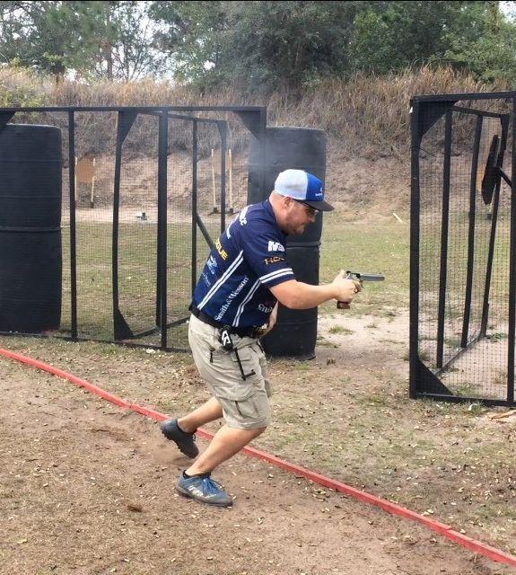 Smith Wesson Pro-Shooter Josh Lentz Captures 2017 Florida Open Revolver Title