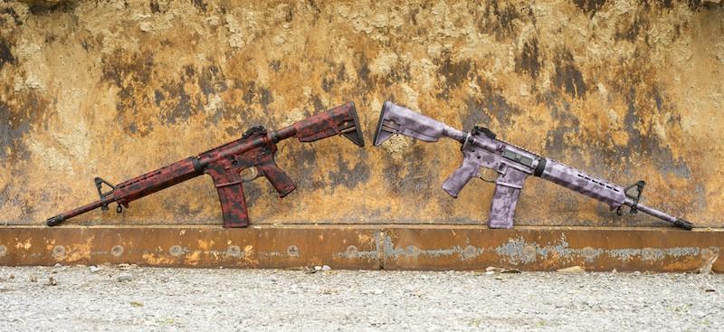 Springfield Armory Custom SAINT Rifles Benefit Chris Kyle Frog Foundation
