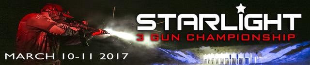 Timney Triggers 2017 Starlight 3-Gun Match