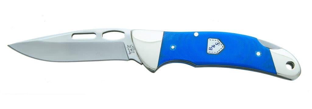 Bear Son Cutlery Blue Jean Knife Series Model G08LB