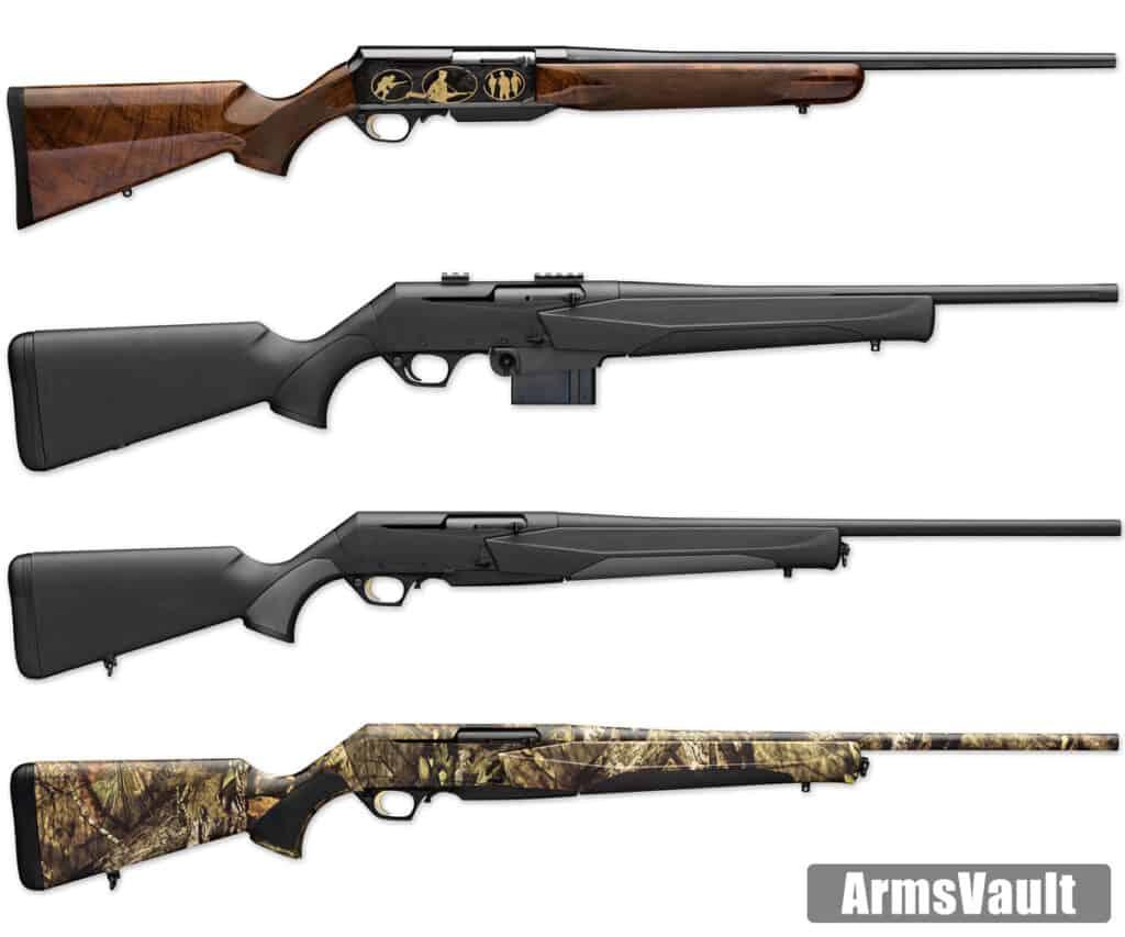 Browning BAR Rifles