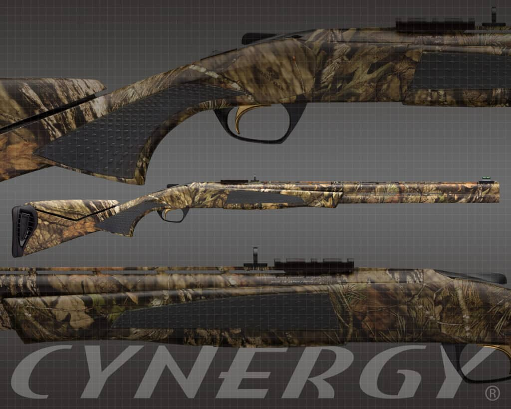 Browning Cynergy Composite Ultimate Turkey Shotgun