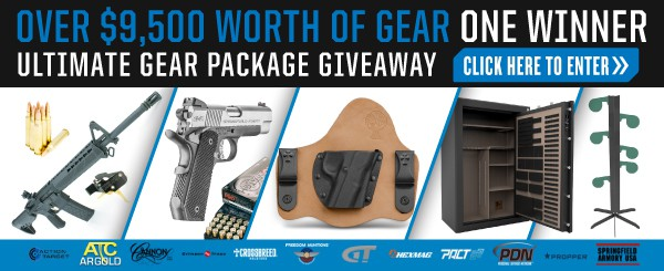 CrossBreed Ultimate Gear Giveaway Package
