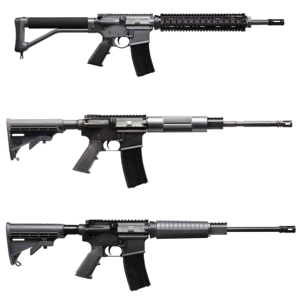 DoubleStar - BRS Rifles