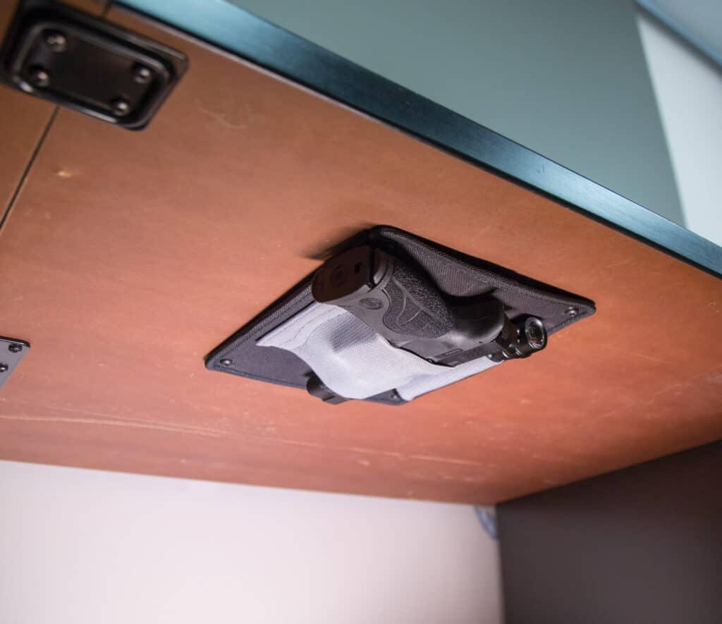 Lockdown Under Desk Holster