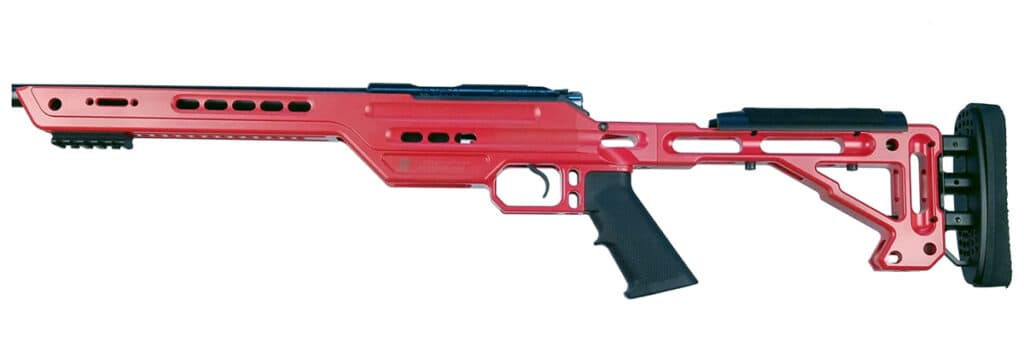 MasterPiece Arms MPA BA CZ-455 Chassis