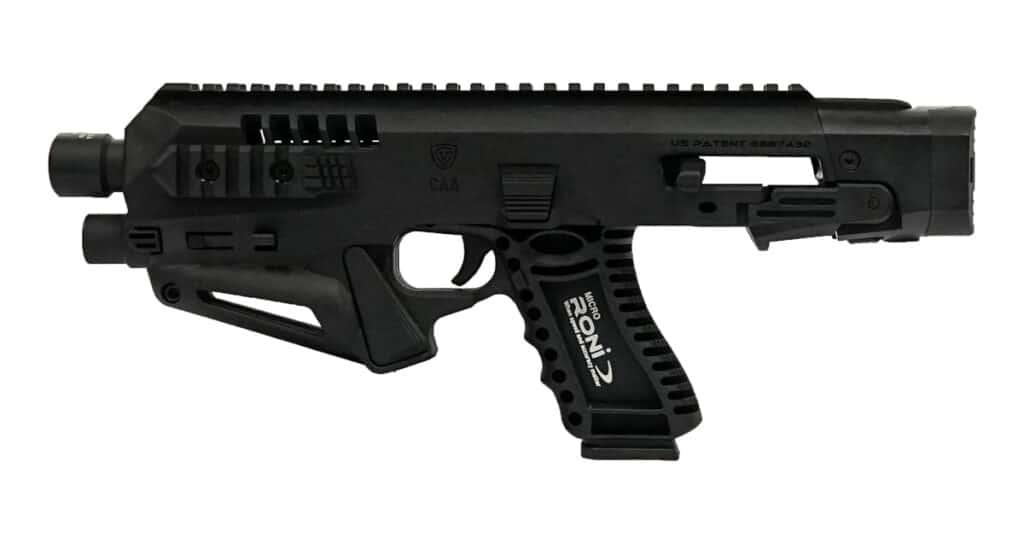 Micro RONI Recon Pistol Conversion for Glock Pistols