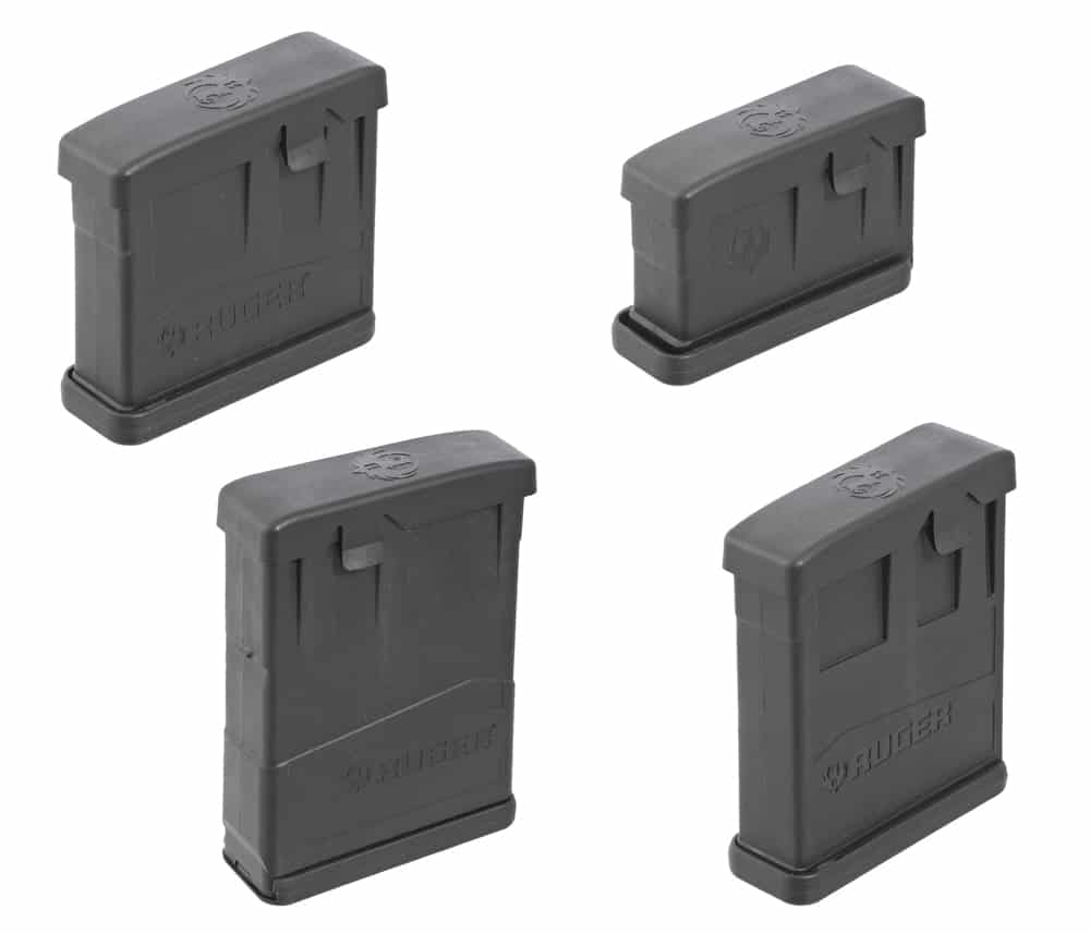 Ruger AI-Style Precision Rifle Magazines