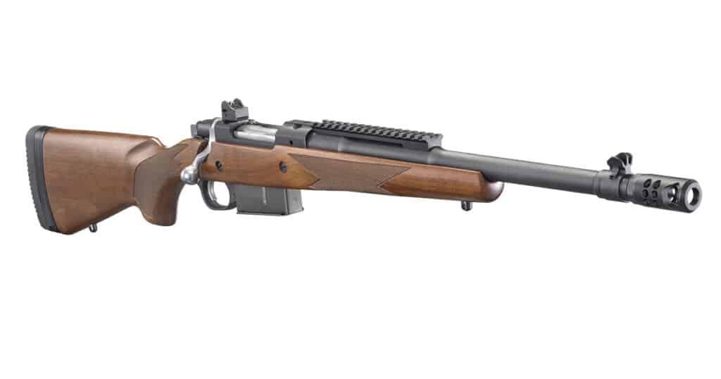 Ruger Gunsite Scout Rifle 450 Bushmaster