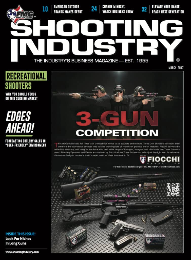 Shooting Industry Magazine - March 2017