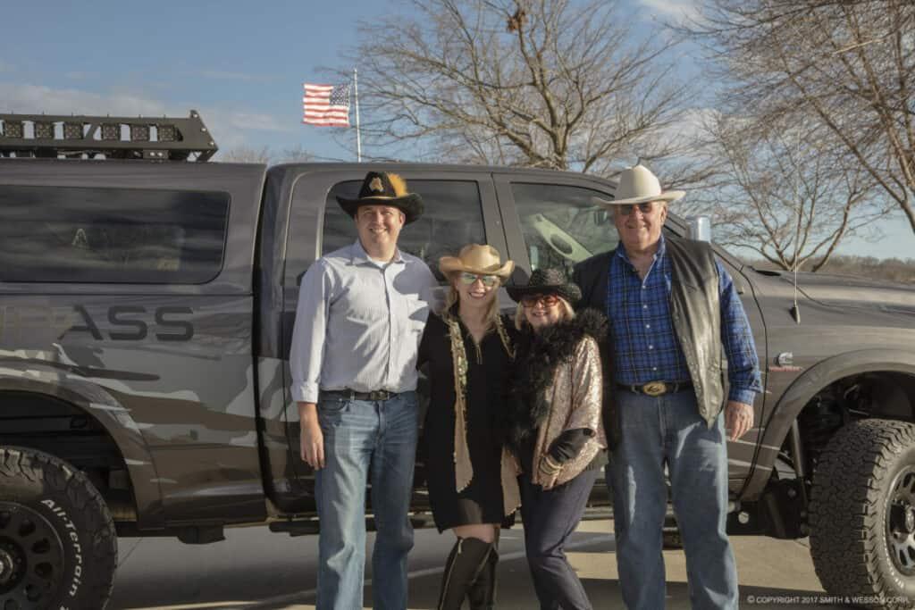 Thompson-Center Arms Awards Custom RAM Truck