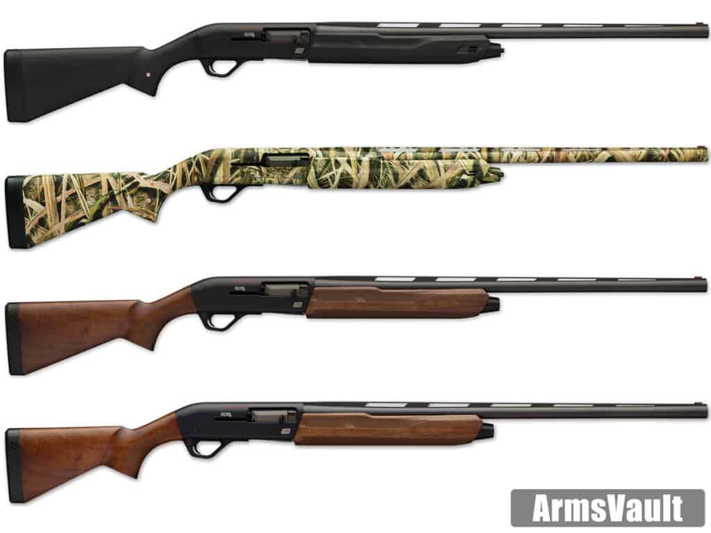 Winchester Super X4 12 Gauge Shotguns