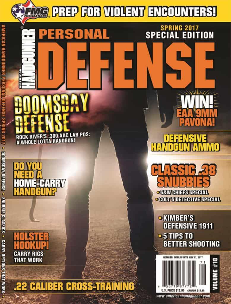 American Handgunner Personal Defense Special Edition