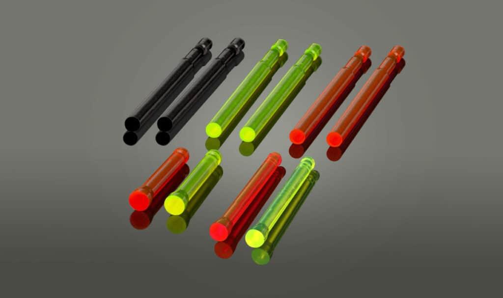HIVIZ LitePipe Replacement Kit for LITEWAVE Handgun Sights