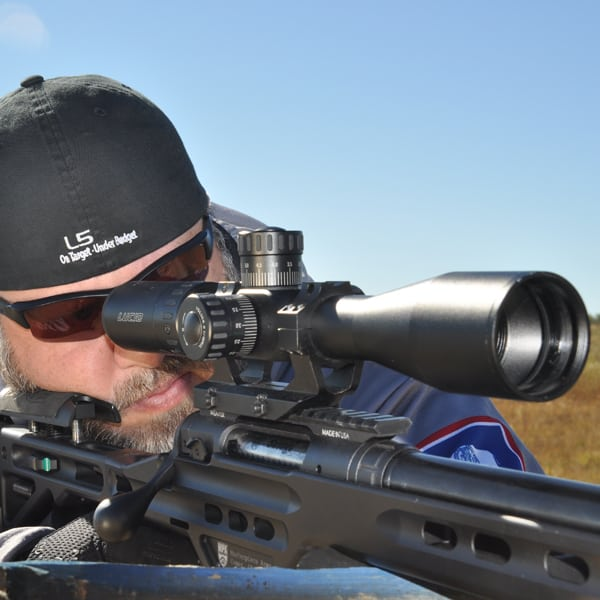 LUCID Optics Sponsors PRS Bolt Gun Series
