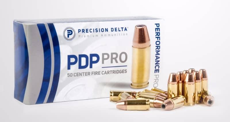 Precision Delta PDP Pro Ammunition