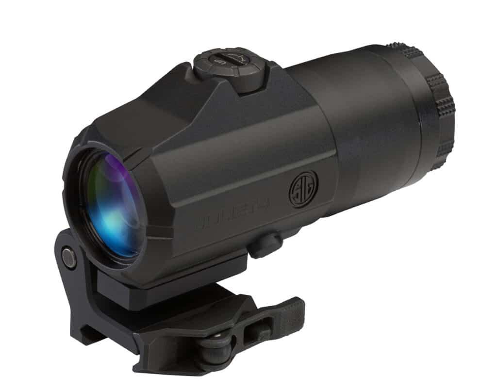 SIG JULIET4 4X Magnifier