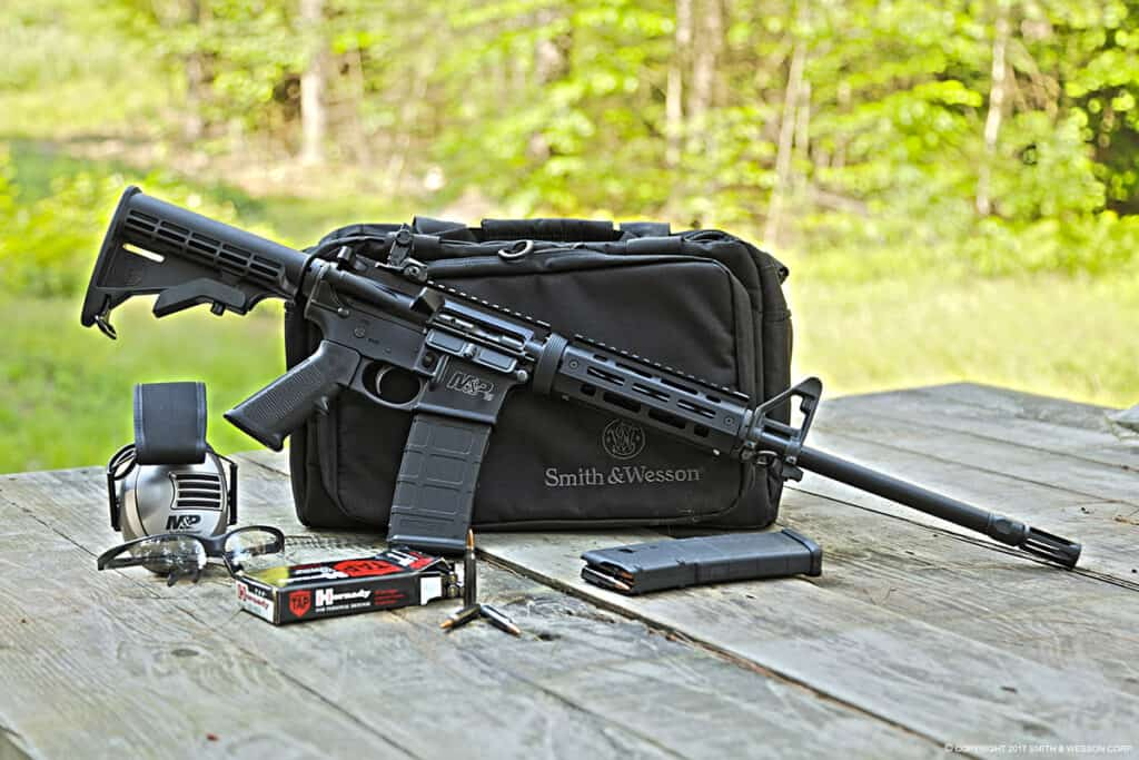 Smith & Wesson M&P15X