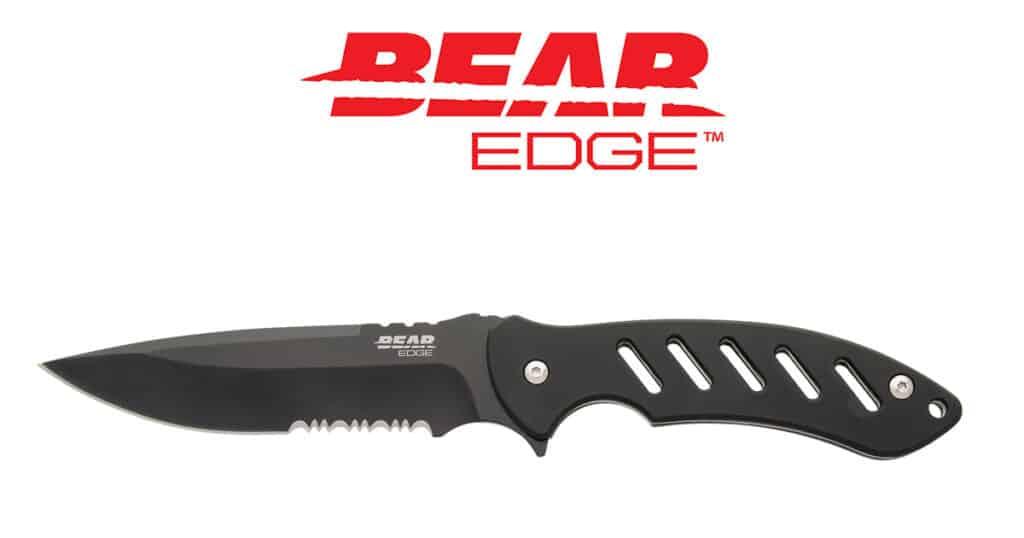 Bear Edge BRISK Fixed Blade Knife