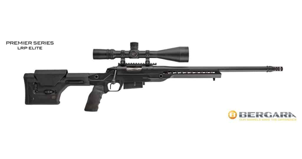 Bergara LRP Elite Rifle