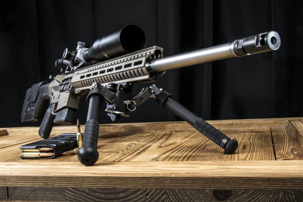 CMMG Mk3 6 5 Creedmoor Rifle