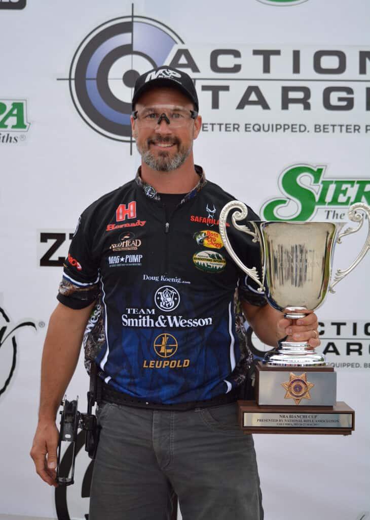 Doug Koenig at Bianchi Cup