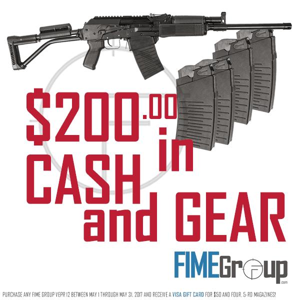 FIME Group Offers VEPR 12 Shotgun Promo