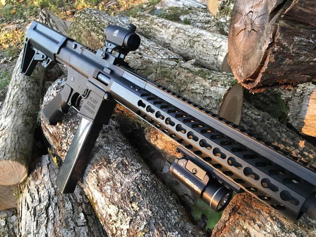 Flint River Armory CSA45 Pistol-Caliber Carbine