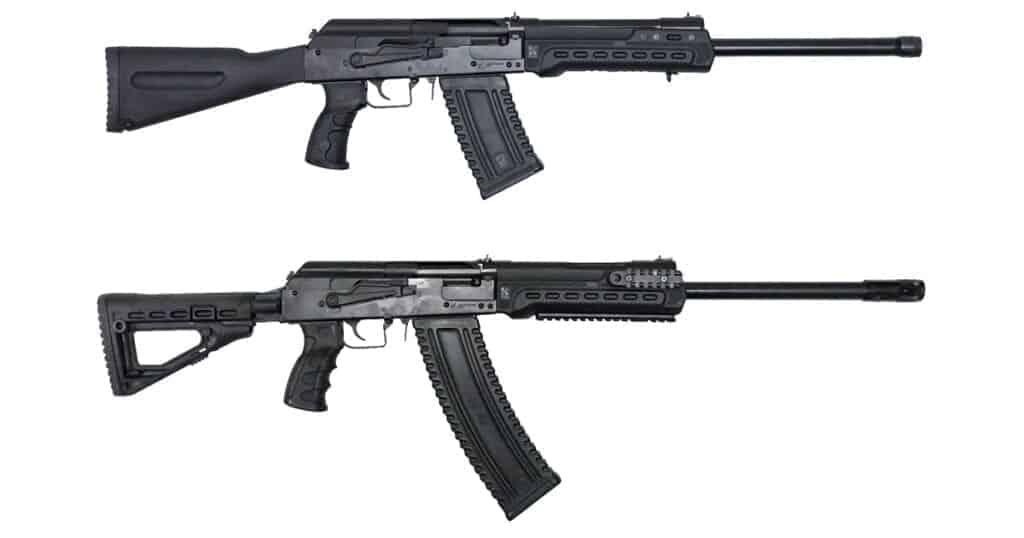 Kalashnikov USA KS-12 and KS-12T AK Shotguns
