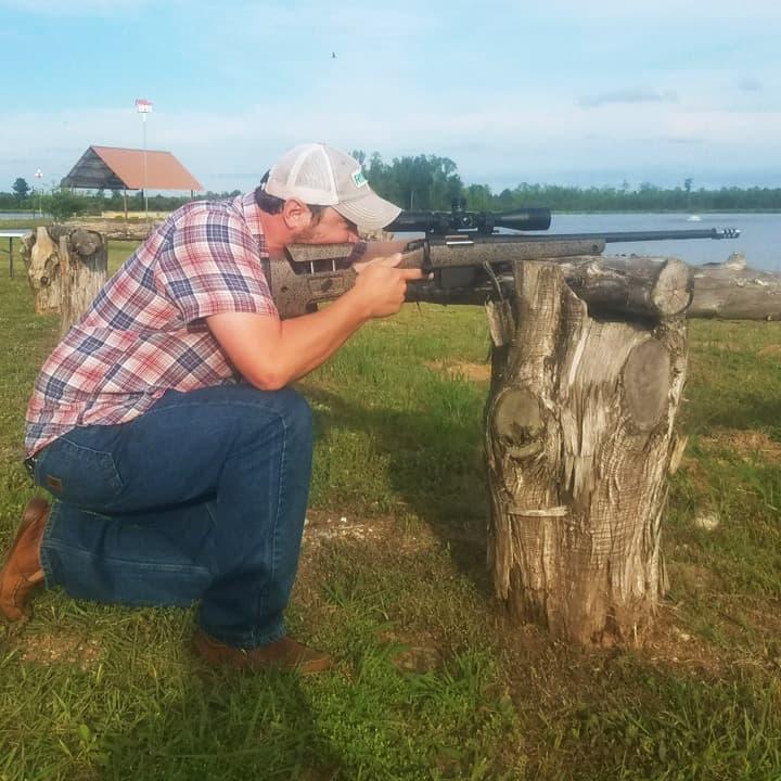 LUCID Optics PRS Shooter Jim Gilliland