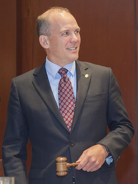 Pete Brownell Elected President of National Rifle Association