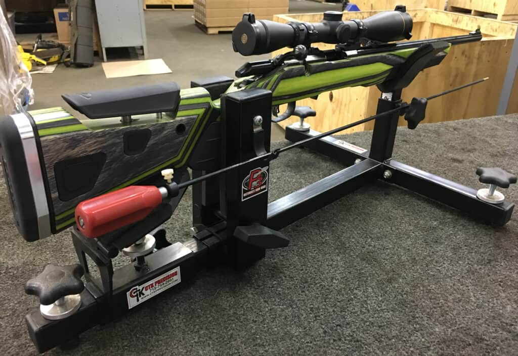 Ruger American Rimfire Rifle with Boyds At-One Stock