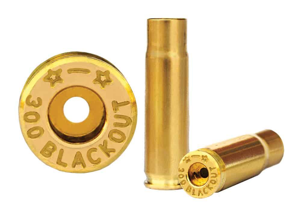 Starline Brass 300 Blackout Brass