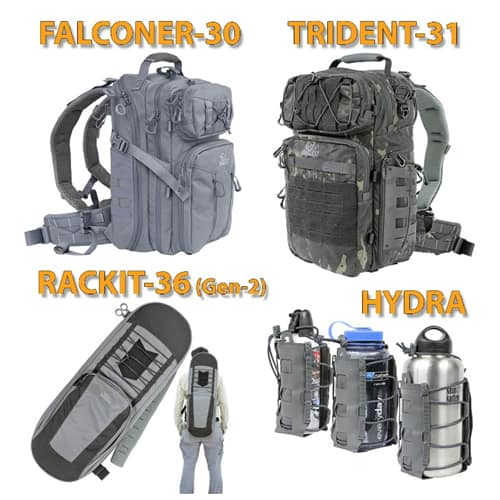 Vanquest Introduces New Backpacks and Covert Rifle Pack