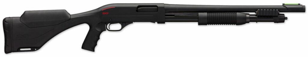 Winchester SXP Shadow Defender Pump Shotgun