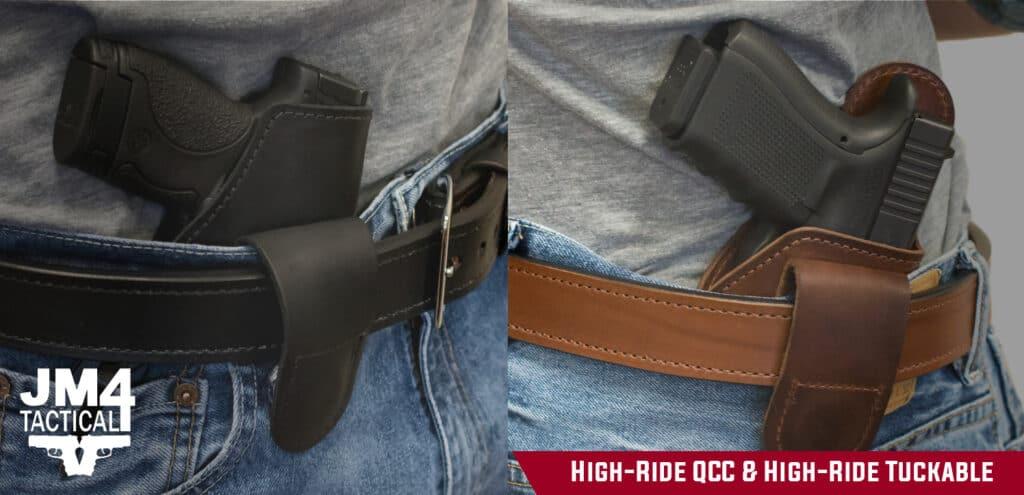 JM4 Tactical High-Ride Holster