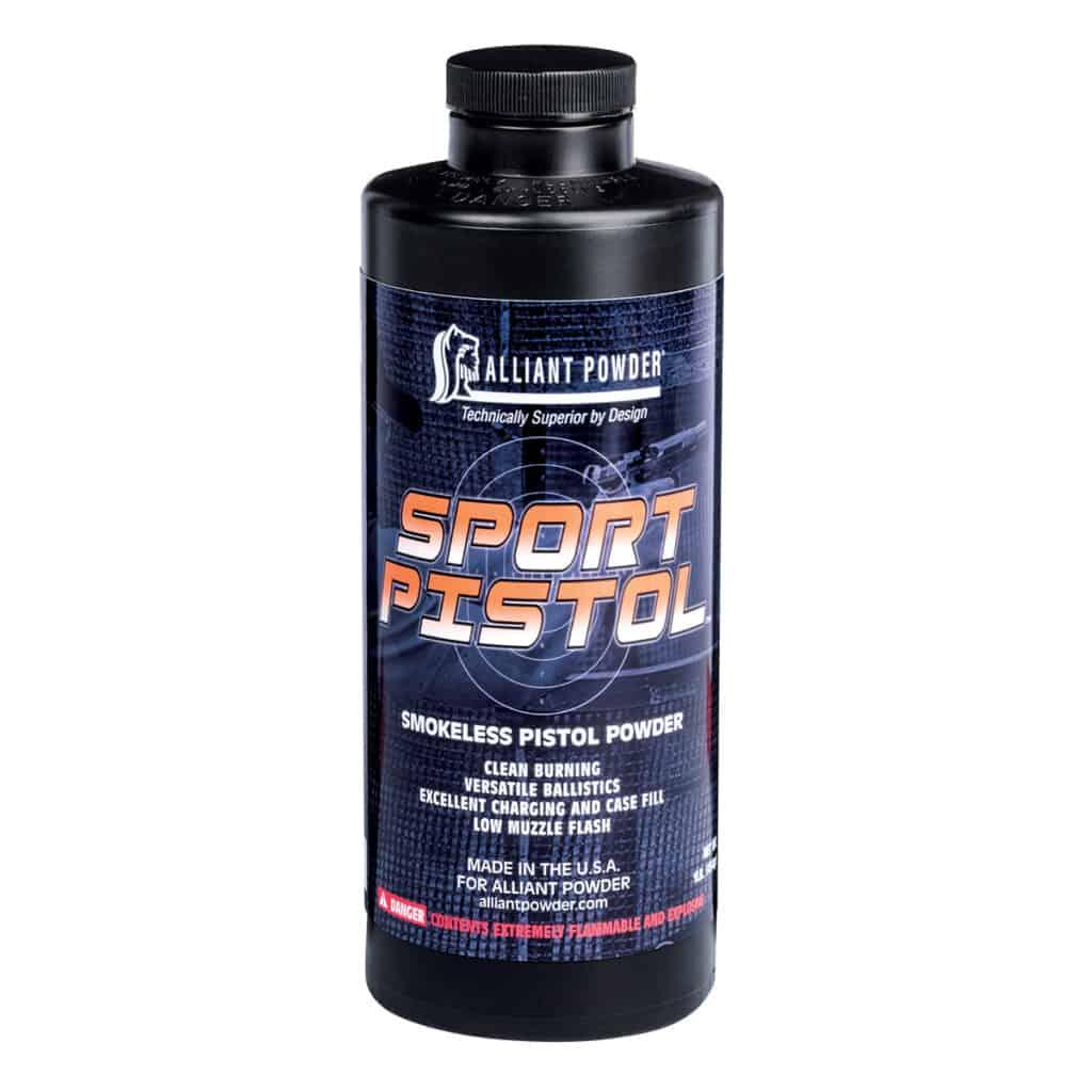 Alliant Powder Sport Pistol