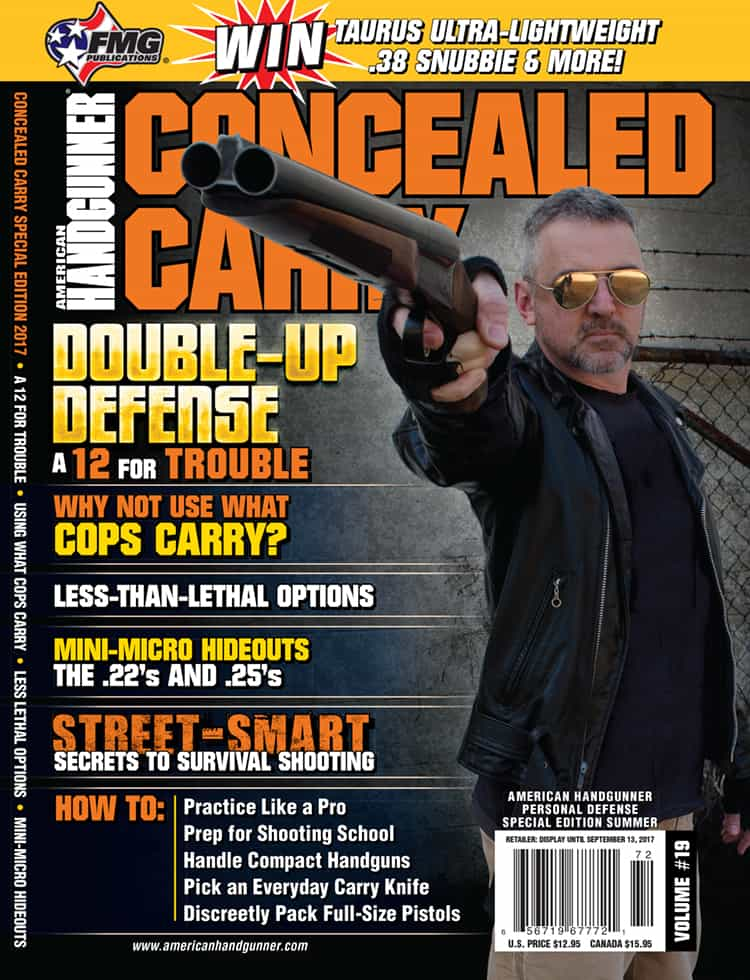 American Handgunner Concealed Carry Special Edition