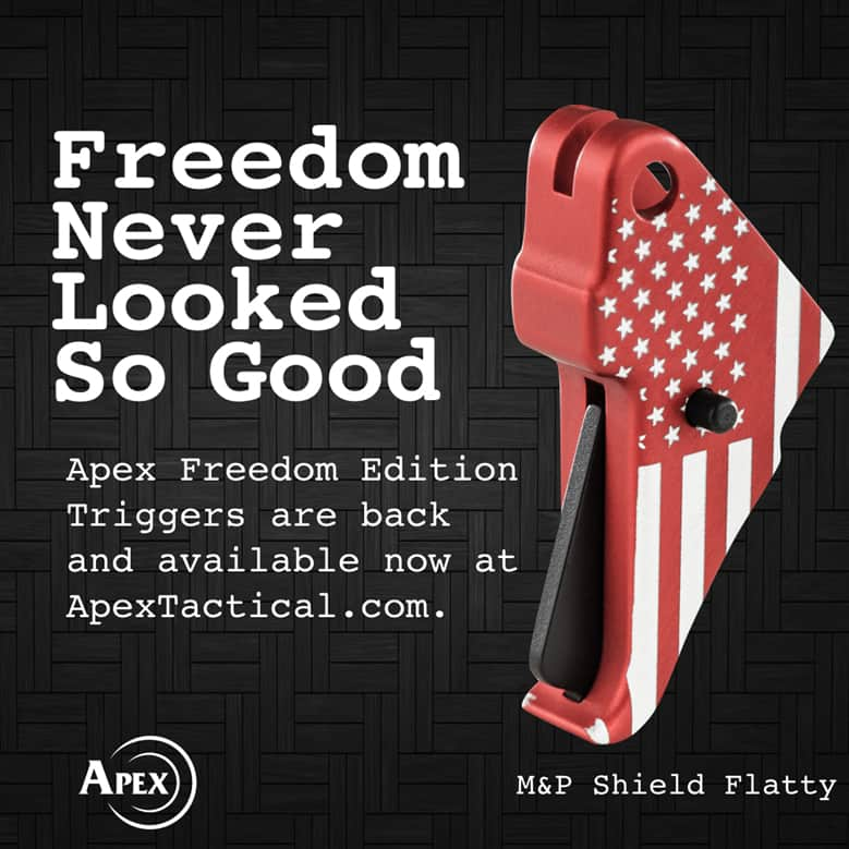 Apex Freedom Edition Trigger Kits