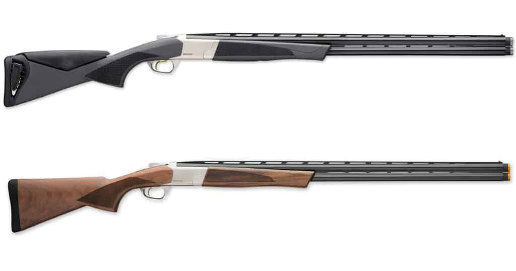 Browning Cynergy CX Over and Under Shotguns