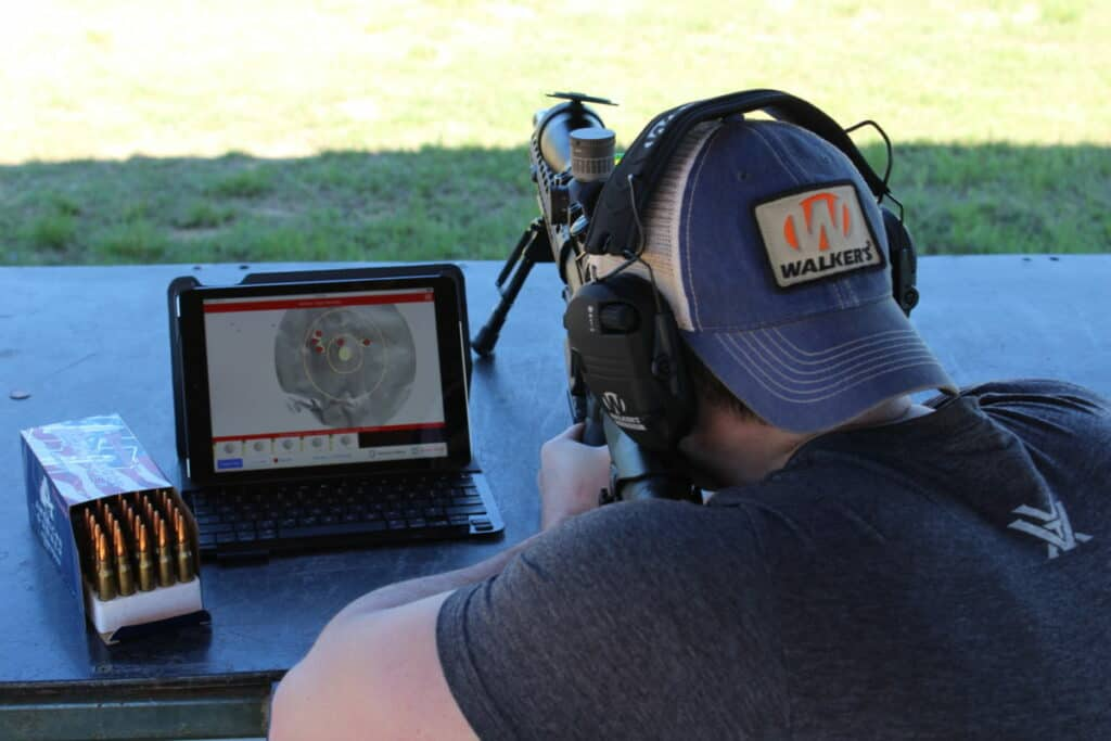 Bullseye Long Range Target Camera