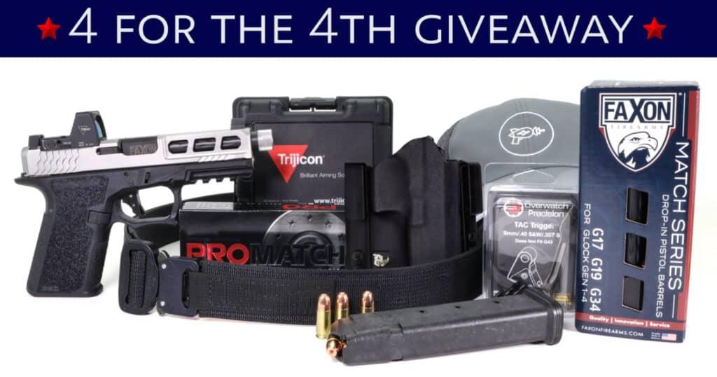 Faxon Firearms 1st Prize