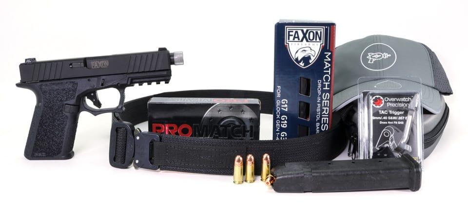 Faxon Firearms 2nd Prize