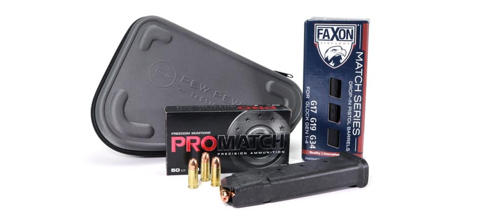 Faxon Firearms 3rd Prize