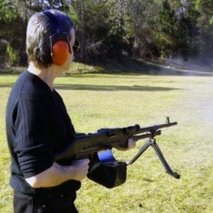 Balanced Ammunition Delivery System on FN M240 Machine Gun