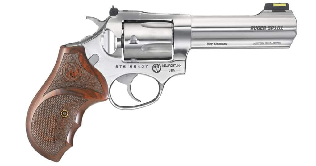 Ruger SP101 Match Champion 357 Magnum Revolver