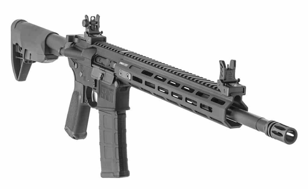 Springfield Armory SAINT AR-15 with Free Float Handguard