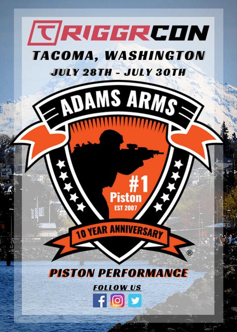 Adams Arms at TriggrCon 2017
