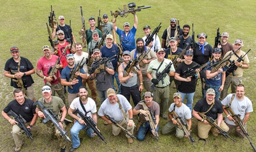FN America Participates in FN SCAR Owners Group Shoot