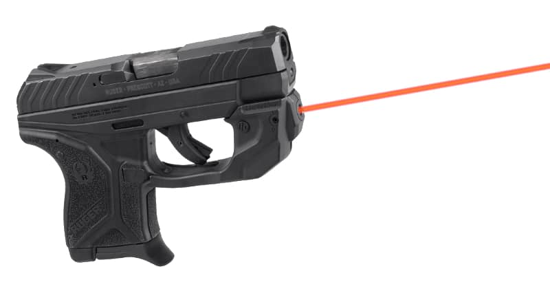 LaserMax Lasers with GripSense Activation for Ruger LCP II